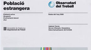 Identity for Observatori del Treball