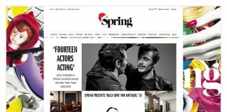 Spring Homepage