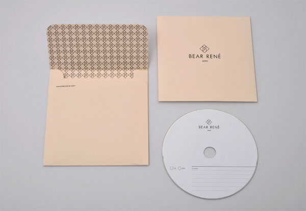 Bear Rene - Identity Design by Marque