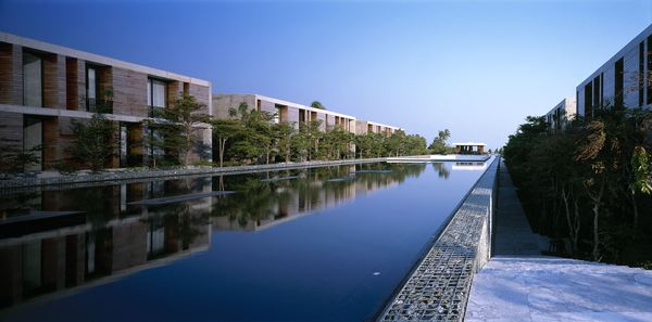 Cha Am Hotel - Luxurious and Modern Architecture