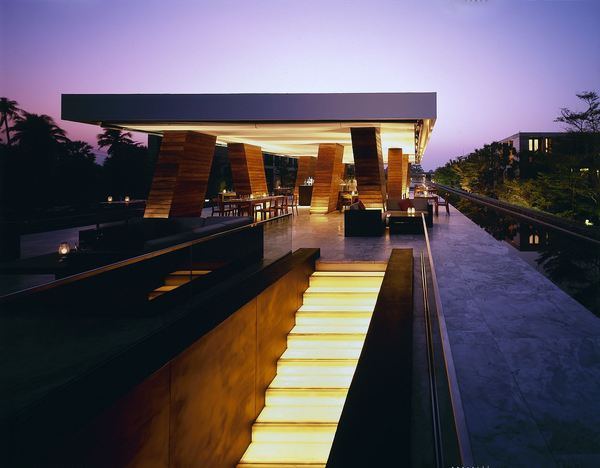 Cha Am Hotel in Thailand - Luxurious and Modern Architecture by Duangrit Bunnag