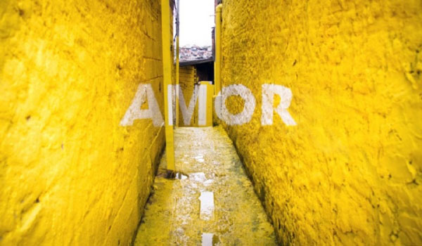 "Colorful Street Illusions in São Paulo by graffiti group ""Boamistura"""