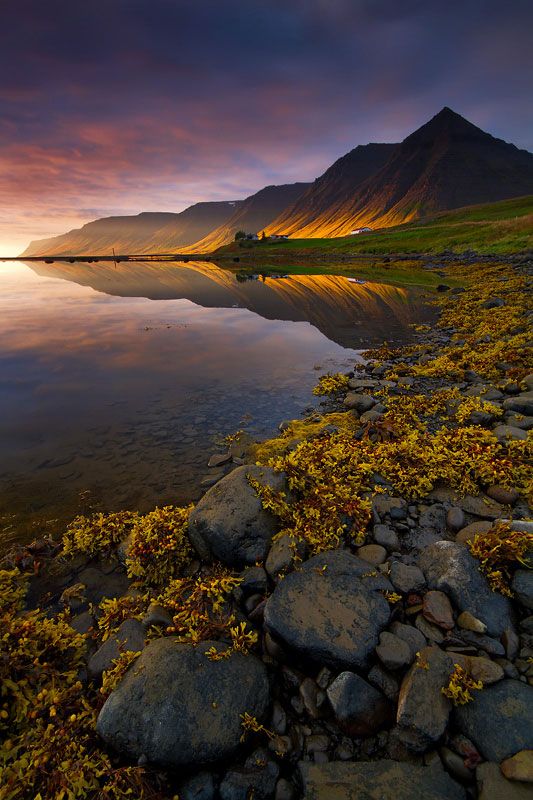 Fjord Landscape Photography by Dylan & Marianne Toh