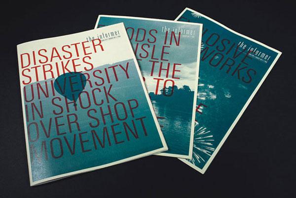 Editorial Design by Gary Nicholson
