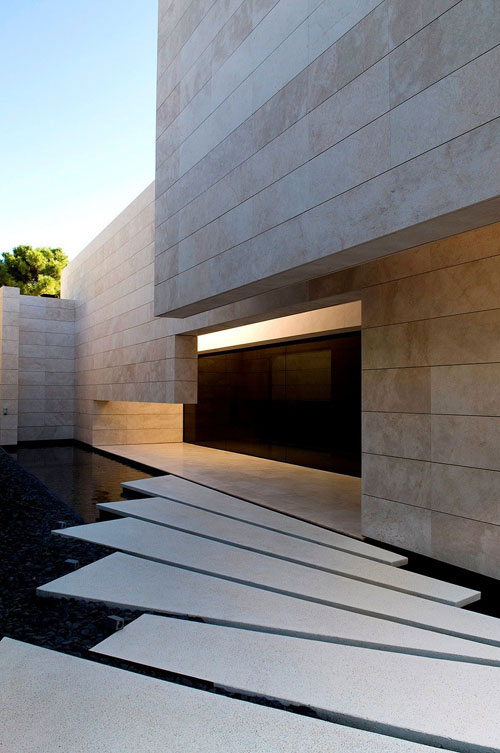 Luxurious Architecture - Modern Marbella House by A-cero
