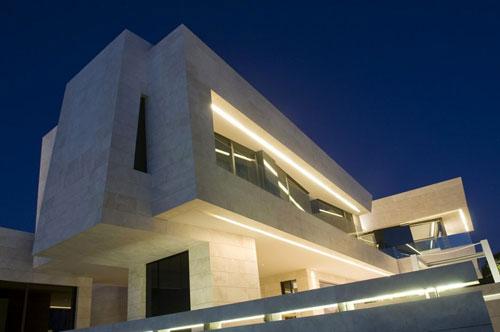 Futuristic and Luxury Architecture - Amazing Marbella House by A-cero