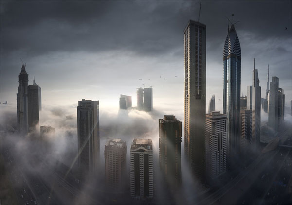 Dubai Photography - Urban Photography by Alisdair Miller