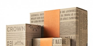 Crown Maple - Identity and Package Design
