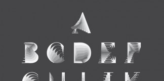 ACCENT Typeface by liu si