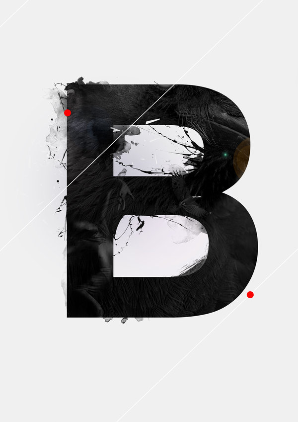Alphabetic Graphic Design Project by Knarfart