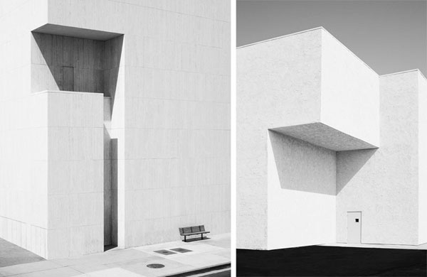 Black and White Architecture Photography by Nicholas Alan Cope