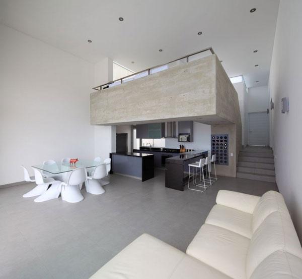 Inside the luxury beach house - Casa Playa Las Lomas by Vertice Arquitectos