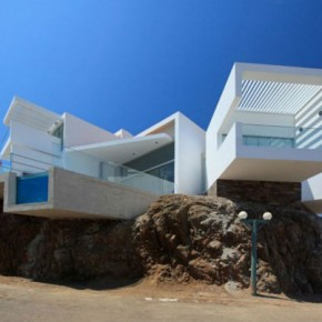 Modern Architecture - Casa Playa by Vértice Arquitectos