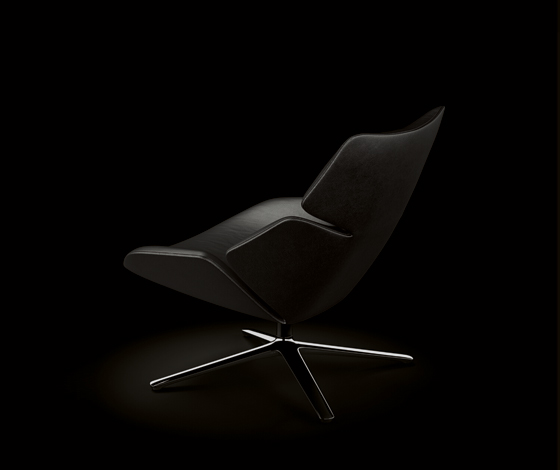 Outstanding Interior and Industrial Design: Cor - Shrimp Armchair by Jehs+Laub
