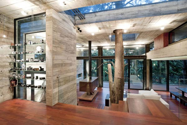 Inside the luxurious Residence - Corallo House by PAZ Arquitectura