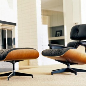 Iconic Design - The Eames Lounge Chair and Ottoman
