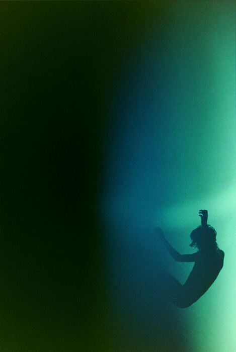 Fading Falling - Photography by Ryan McGinley