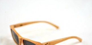 Handcrafted Bambus Sunglasses