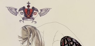 Inspiring Illustration by Yana Moskaluk