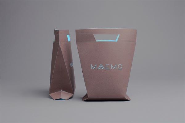 MAAEMO - Packaging
