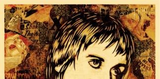 OBEY (Shepard Fairey) Iggy Pop Canvas Print