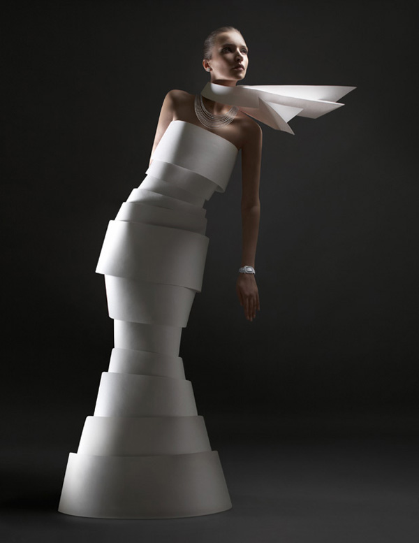 50 Origami-Inspired Fashion Styles | 777x600