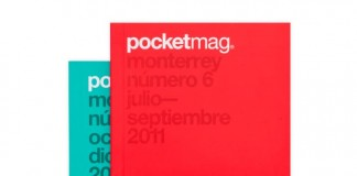 Pocketmag. Editorial Design