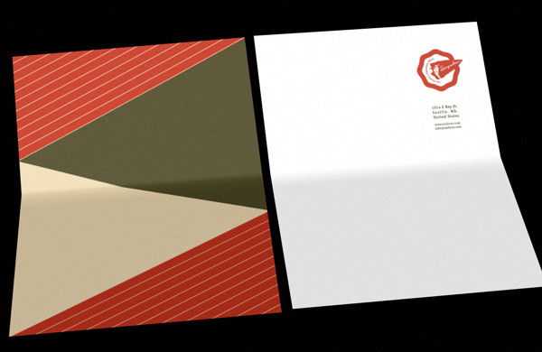 San Gretti´s Stationery Design by Robinsson Cravents