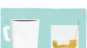 Studio Menu - Illustration by Matthew Hollister