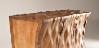 Volumptuous Sideboard by Edward Johnson