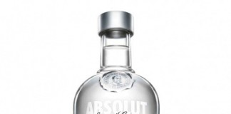 absolut london - package design