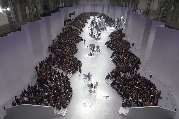 Outstanding Fashion Show - CHANEL Fall-Winter 2012/13 Ready-to-Wear