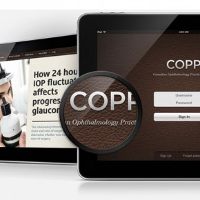 COPP iPad app - User Interface Design by Avivo