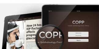 COPP iPad app - User Interface Design