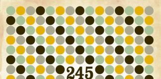 dots per inch poster design