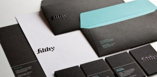 filthymedia - corporate identity and stationery