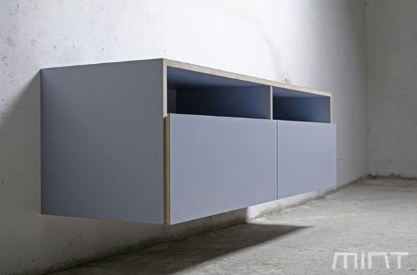 modern furniture design by mint