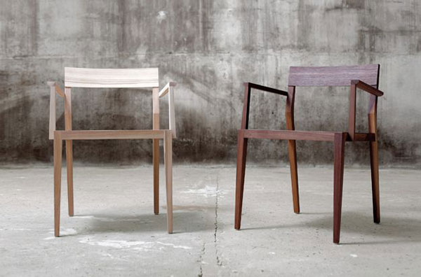 chair, furniture design by mint