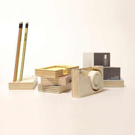 H-supplies Kit - Product Design by Dialoguemethod