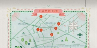 Hamburg Illustration
