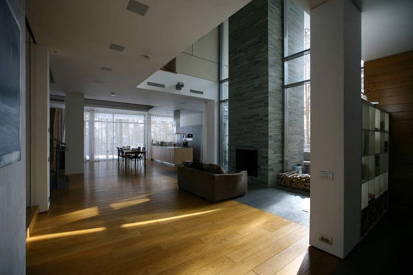 A Home That S Modern Inside And Out: Modern Architecture By Atrium Architects