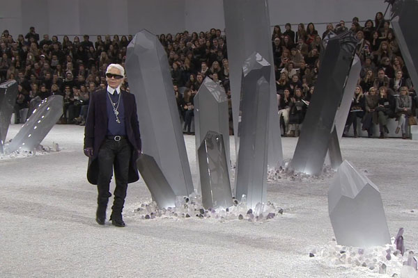 Karl Lagerfeld - CHANEL - Fall-Winter 2012/13