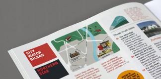 Monocle Spain - Editorial Design