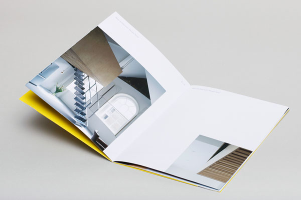 West Architecture - Brochure Design by Morse Studio