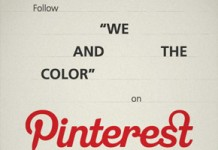 WE AND THE COLOR on Pinterest