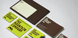 The Mountain Company - Identity Design