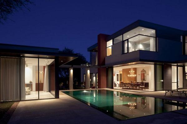 Villa M. by Brian Dillard Architecture