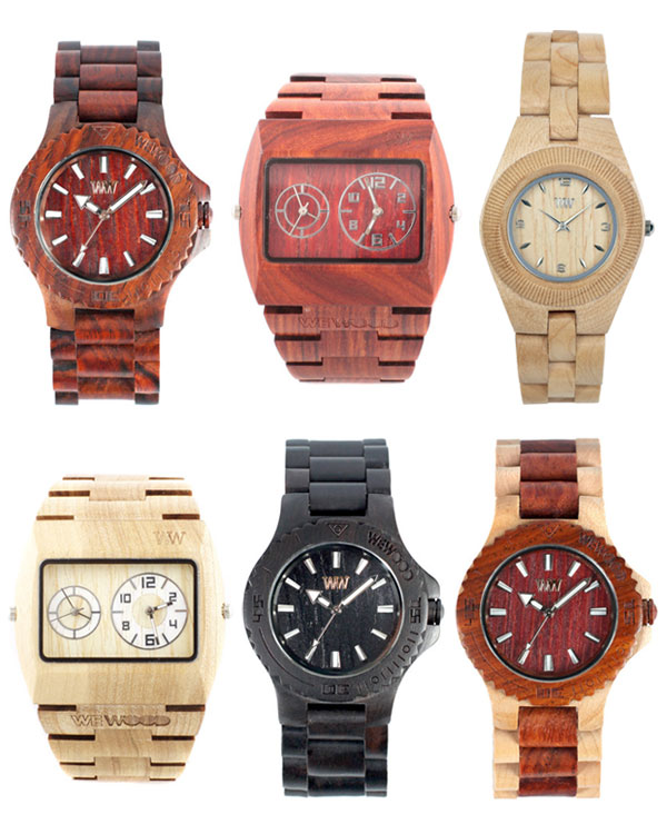 WEWOOD Fashion Eco Watches