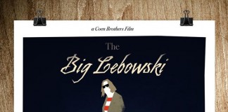 Big Lebowski - Poster Illustration by Rocco Malatesta