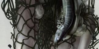 Fishermans Wife - Art by Sam Weber